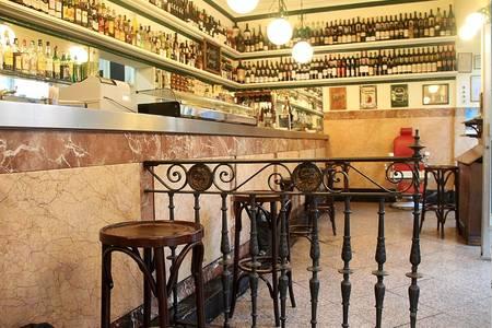 Bodegas Casas, Bar Madrid El Retiro #0