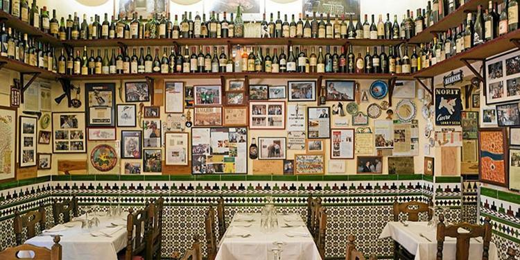 El Quinto Vino, Restaurante Madrid Cuatro Caminos #0