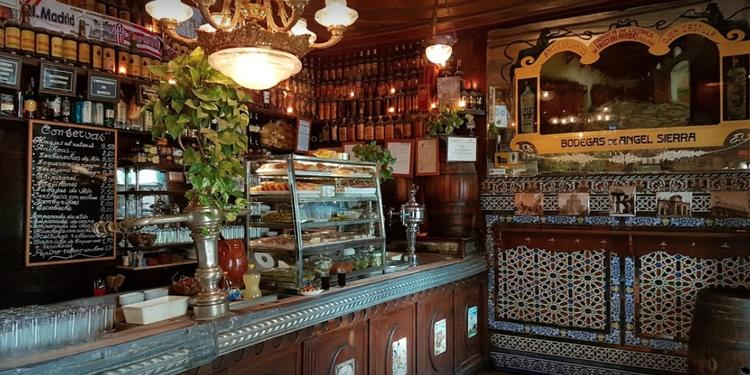 Taberna La Carmencita, Bar Madrid Chueca #0