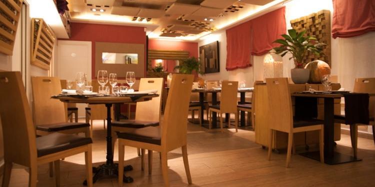 Restaurante Vinoteca García de la Navarra, Restaurante Madrid El Retiro #0