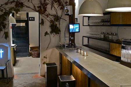 Kikekeller, Bar Madrid Malasaña #0
