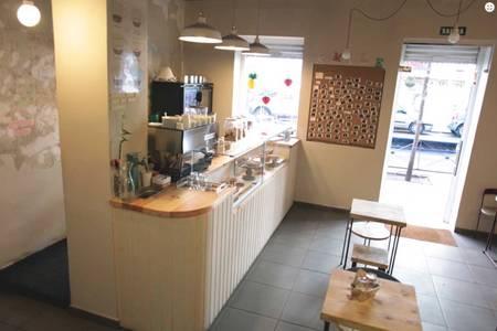 The Little Big Cafe, Bar Madrid Chamberí #0