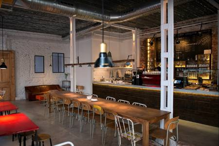 Monkee Koffee, Bar Madrid Chamberí #0