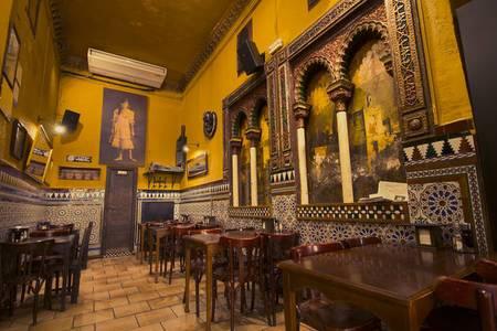 Alhambra, Bar Madrid Centro #0
