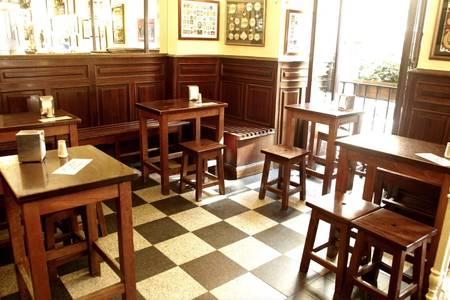 La Dolores, Bar Madrid El Retiro #0