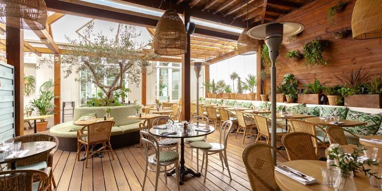 Auteuil Brasserie - Rooftop, Salle de location Paris Porte d'Auteuil #0