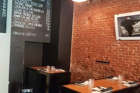 La Chula de Chamberí, Bar Madrid Chamberí #0