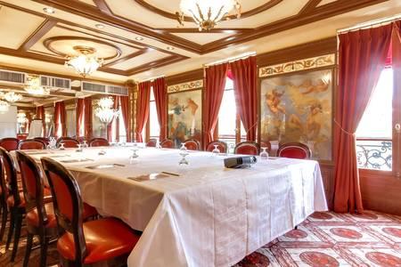 Au Pied de Cochon - Les Salons, Salle de location Paris Châtelet #0
