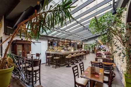 Rosies Smokehouse BBQ, Bar Paris Saint-Michel #0