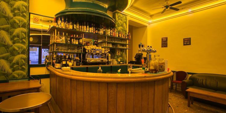 Le Zabar, Bar Paris Ménilmontant #0