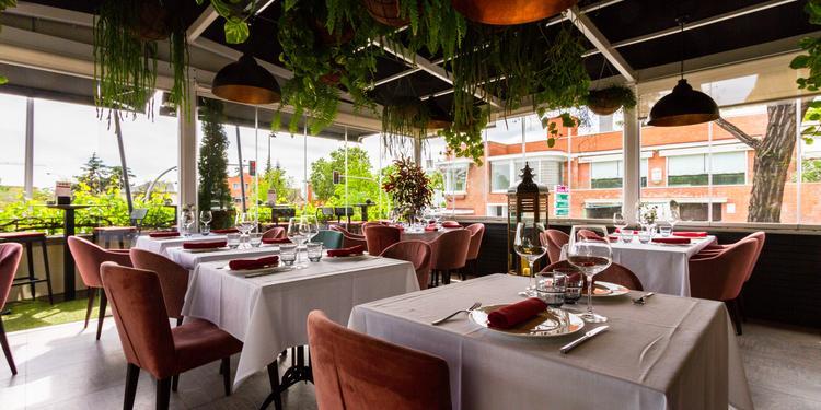 Restaurante Uval, Restaurante Madrid El Viso #0