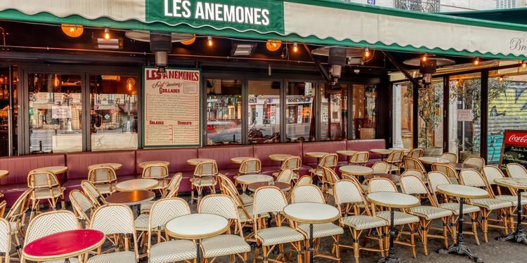 Les Anemones, Bar Paris Folie-Méricourt #0