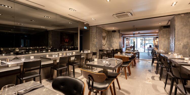 Le Who's (Restaurant), Restaurant Paris Le Marais  #0