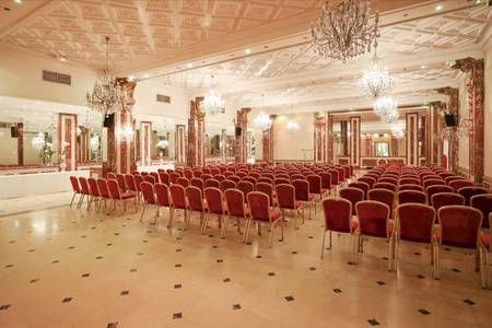 Les Salons Hoche, Salle de location Paris Ternes #0