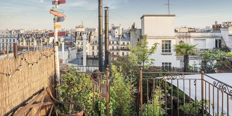 Rooftop Solarium, Salle de location Paris Bonne nouvelle #0
