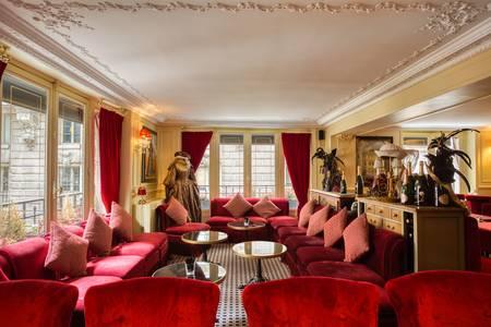 Bistrot de l'Opéra Carmen, Restaurant Paris Opéra #0