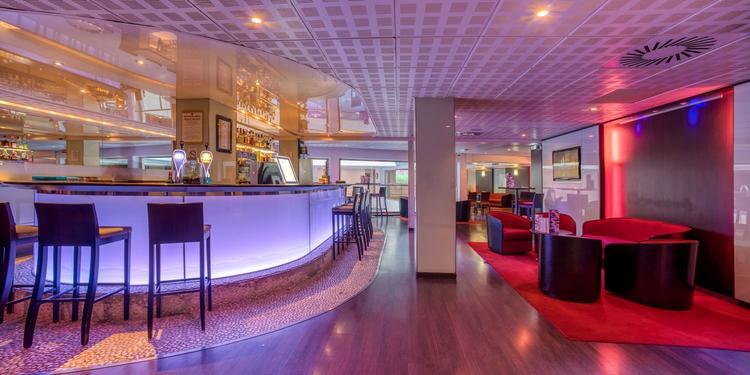 Hôtel Oceania Paris Porte De Versailles : Le Bar, Salle de location Issy-les-Moulineaux Porte de Versailles #0