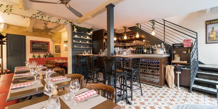 Le Bistrot des Vignes, Restaurant Paris Batignolles #0
