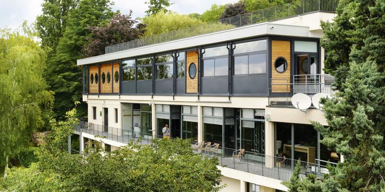 Chateauform' Campus des berges de Seine, Salle de location Seine-Port Seine-Port #0