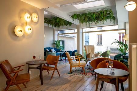 Louisette, Bar Paris Belleville #0