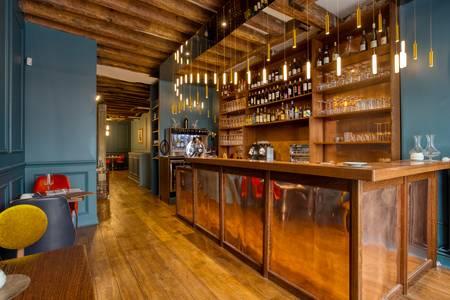 Assemblages - Restaurant, Restaurant Paris Le Marais #0
