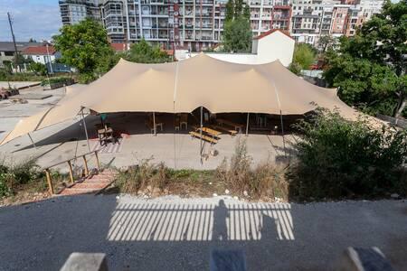 Vive les groues : Grand Espace Semi Couvert, Salle de location Nanterre Nanterre #0