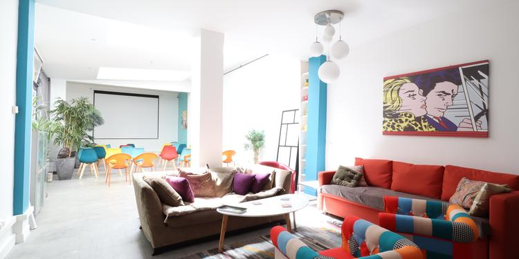 Le Pop Art Loft, Salle de location Paris Grands Boulevards #0