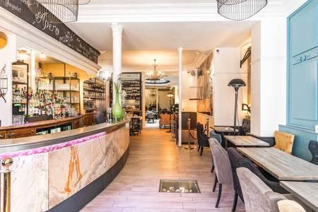 La Verrière des Halles : la Salle Privative, Restaurant Paris Châtelet - Les Halles #0