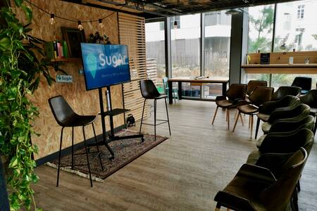 SugAr free Coworking Café, Salle de location Bordeaux Capucins - Victoire #0