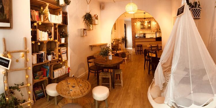 Café Bienvenue, Salle de location Paris Beaubourg #0
