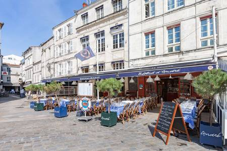 Bar André - Restaurant, Restaurant La Rochelle  #0