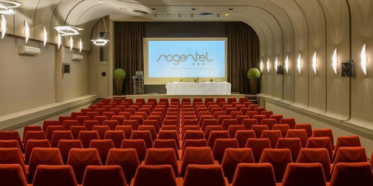 Le Nogentel : Auditorium et salon Panoramique, Salle de location Nogent-sur-Marne Nogent-sur-Marne #0
