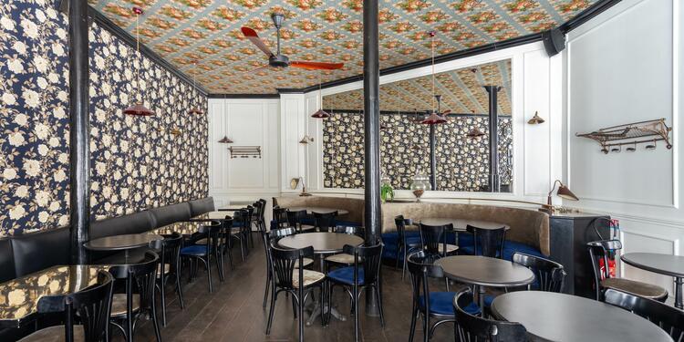 Royal Beaubourg, Bar Paris Arts-et-Métiers #0