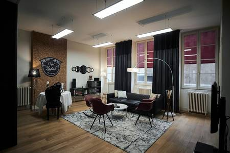 Chai Lombardi, Salle de location Lyon Bellecour #0