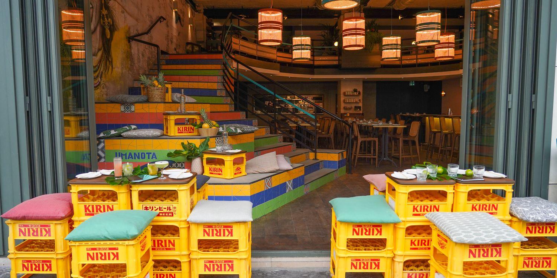 Uma Nota, Restaurant Paris