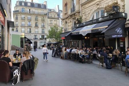 La Verrière des Halles, Bar Paris Châtelet - Les Halles #0