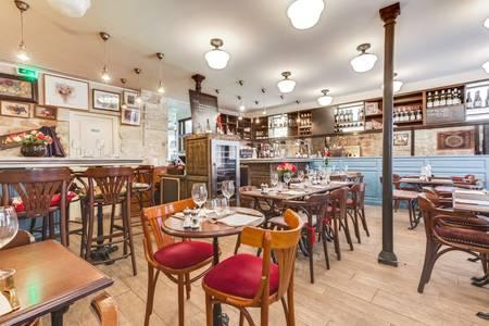 Au coup de Torchon, Restaurant Paris Saint-Germain-des-Près #0