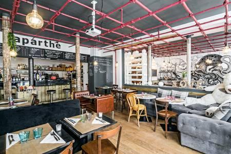 L'Aparthé, Bar Paris Bourse - Sentier #0