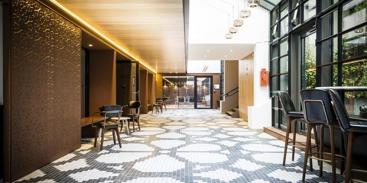 L'Atelier H - Les Halles, Salle de location Paris Les Halles #0