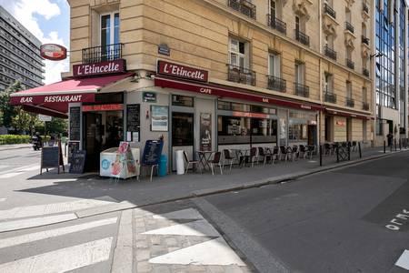 L'Etincelle, Bar Paris Javel #0