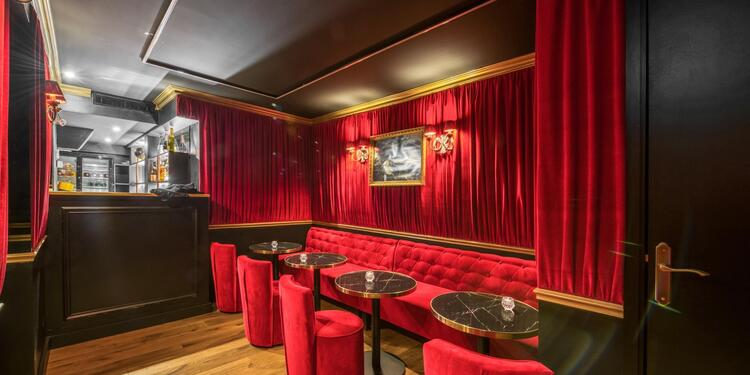 Sacré Frenchy !  Le Boudoir, Salle de location Paris Etienne Marcel #0