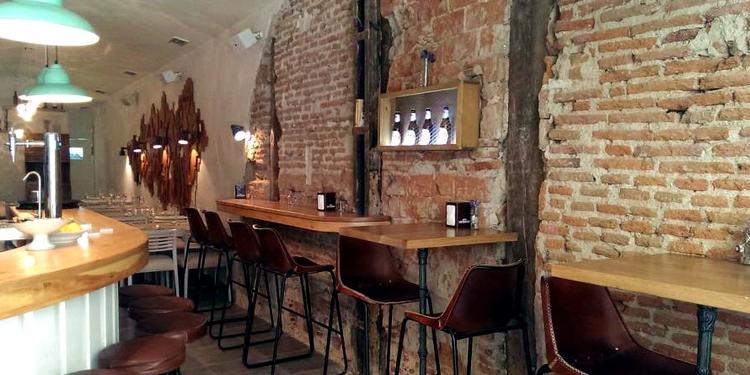 La Casa dei Pazzi, Restaurante Madrid Chamberí #0