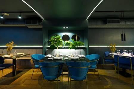 Mr Lupin, Restaurante Madrid Salamanca #0