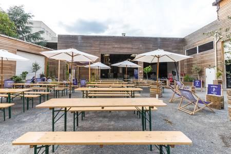 Beer Garden Demory - Paris, Bar Bobigny Bobigny #0
