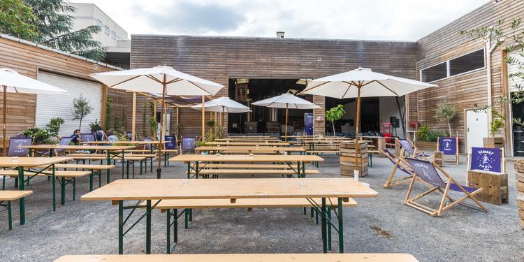 Beer Garden, Bar Bobigny Bobigny #0