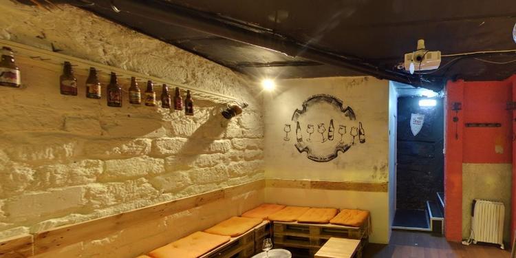 La Fine Mousse (Bar), Bar Paris République - Père Lachaise  #0