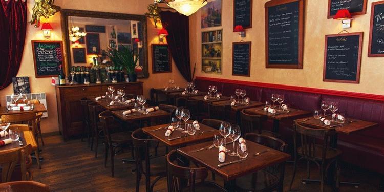 Le Petit Pontoise, Restaurant Paris Quartier Latin #0