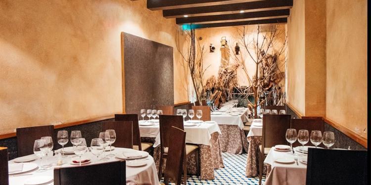 La Mi Venta, Restaurante Madrid Centro #0