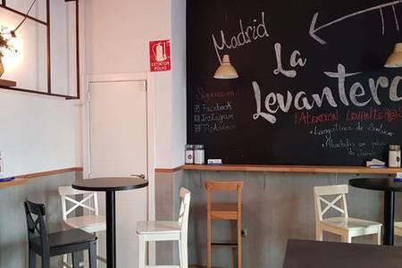 La Levantera, Bar Madrid Goya #0
