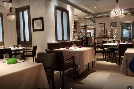 Restaurante Etimo, Restaurante Madrid Salamanca #0